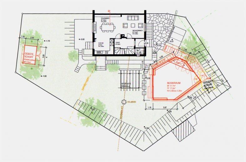Plan – Grundriss