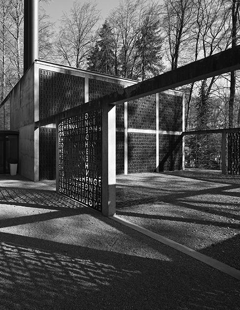 Krematorium Friedhof Rosenberg